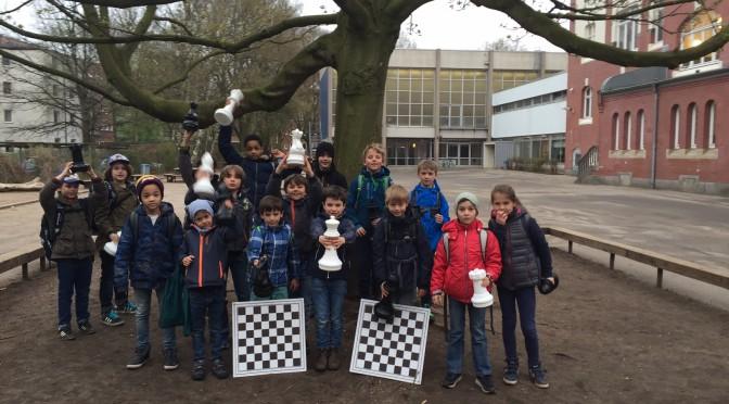 Wir gratulieren unseren Schach-Meistern!