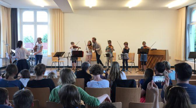 Das JeKi-Instrumental-Forum
