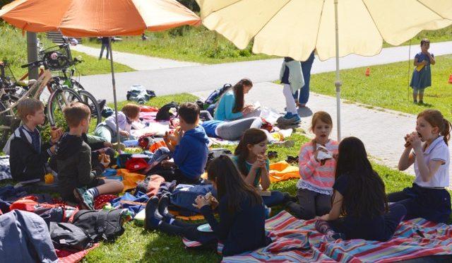 Grandioses Sommerfest