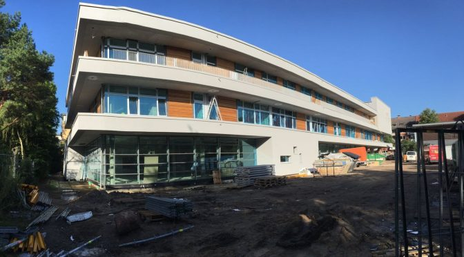Unser Neubau