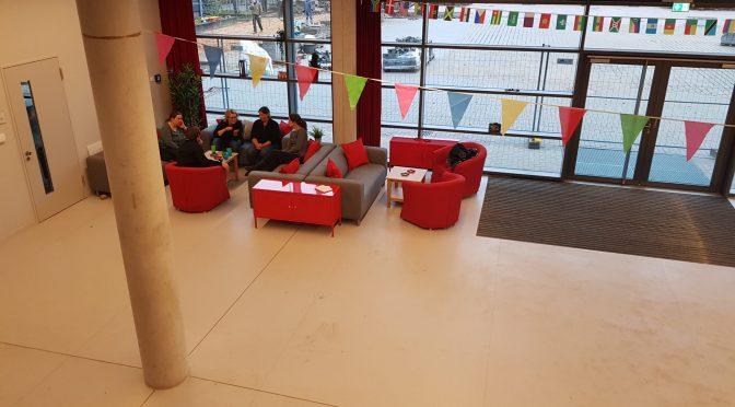 Es ist eröffnet: Unser Elterncafé