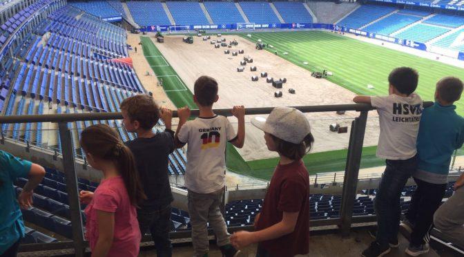 Sommerferien 2017: Fußballwoche