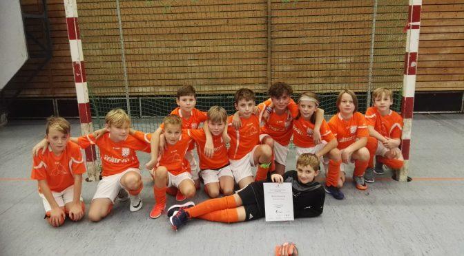 Hamburger Grundschulmeisterschaften Futsal