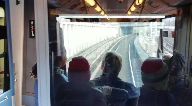 Bei der Hamburger Hochbahn
