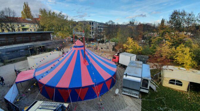 Der Circus Zaretti ist da!!!